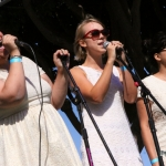 Long Beach Folk Revival Festival 2014 - Photo by Ron Lyon