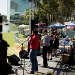 Long Beach Folk Revival Festival 2014 - Photo by Christian Bourdeau