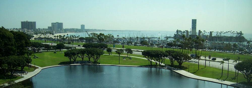 Long Beach Folk Revival Festival Location